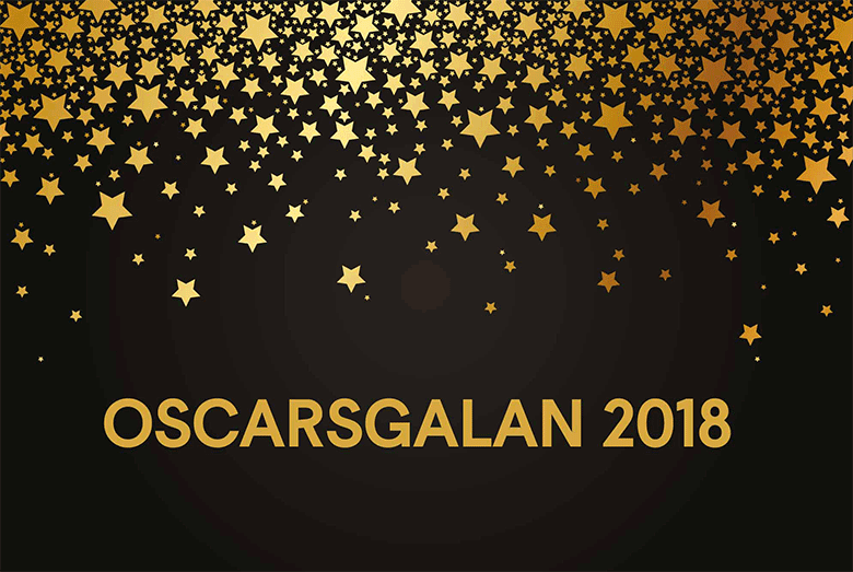 Oscarsgalan 2018